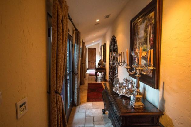 Southwestern Hallway Designs