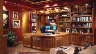 Southwestern Home Office Interior Designs You Should See