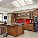 Kithcen Designs With Light Wood Cabinets