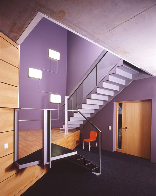 Contemporary Stairway Designs