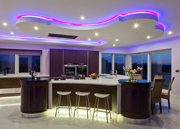 Kitchen Led Lighting Ideas To Glow Your