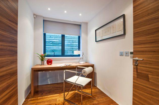 Minimal Home Office Designs & Furniture Ideas