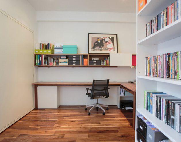 Minimum home office designs