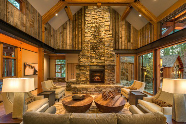 Complete Rustic Home Interior and Exterior Ideas For Your Inspiration