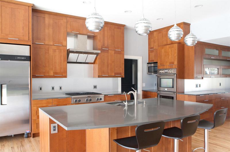 Trendy Shaker Kitchen Cabinet Designs