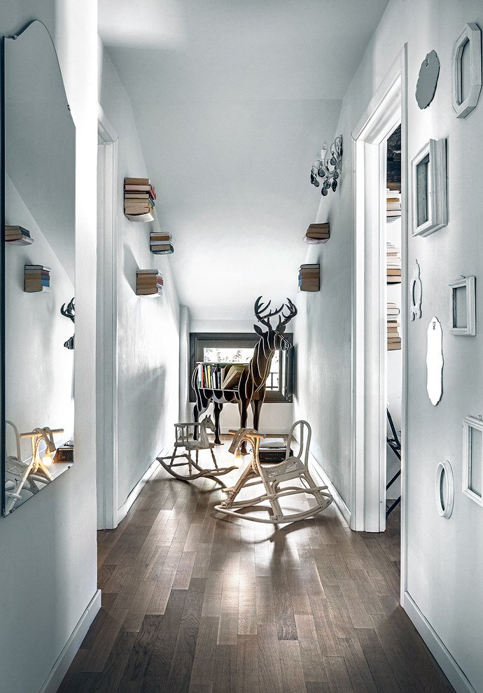 17 Scandinavian Hallway Designs For Your Homes