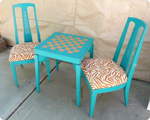 Repainted Furniture Ideas