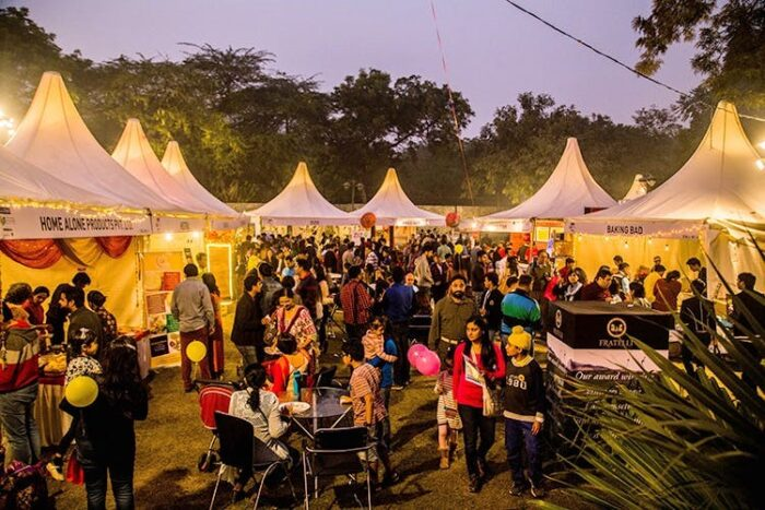 How to make local festivals more secure so that more people are encouraged to come