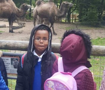 Our Visit to Dudley Zoo October 2019