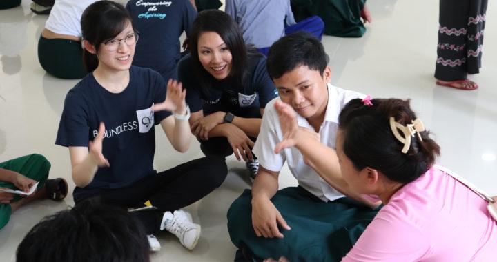 Myanmar Service Trip