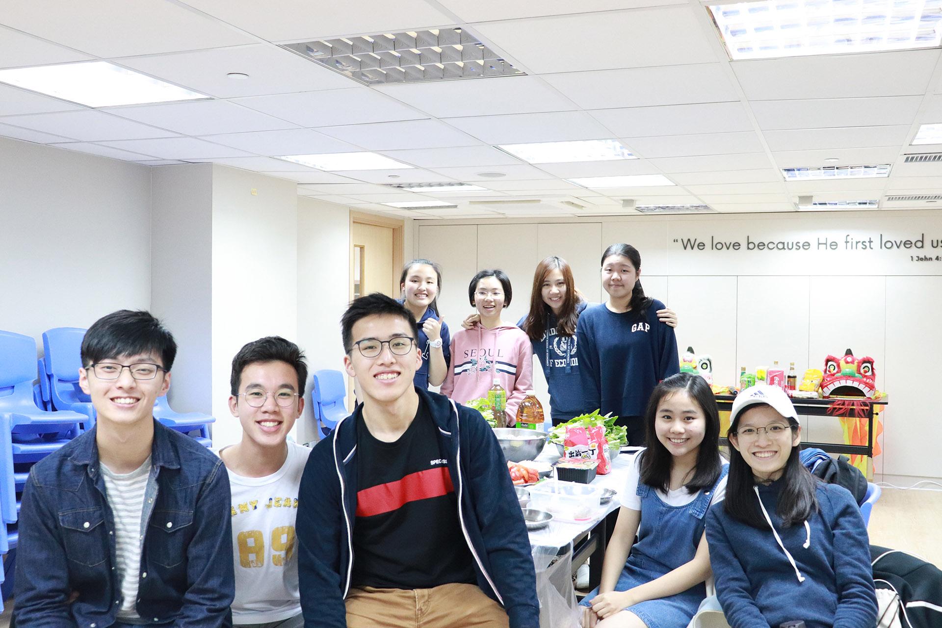 Chinese New Year Mentorship Gathering