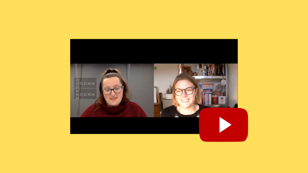 Still from Buddy Chat with Alice Rath from Pippin Marketing