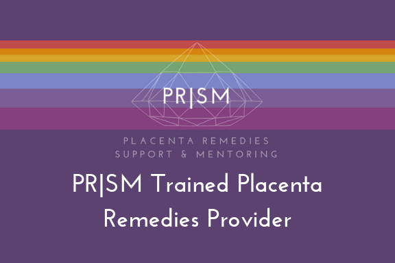 PR|SM Certified Placenta Remedies Provider