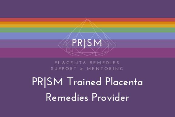 PR SM Certified Placenta Remedies Provider