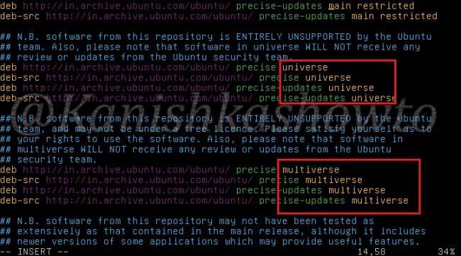 install gui in ubuntu server