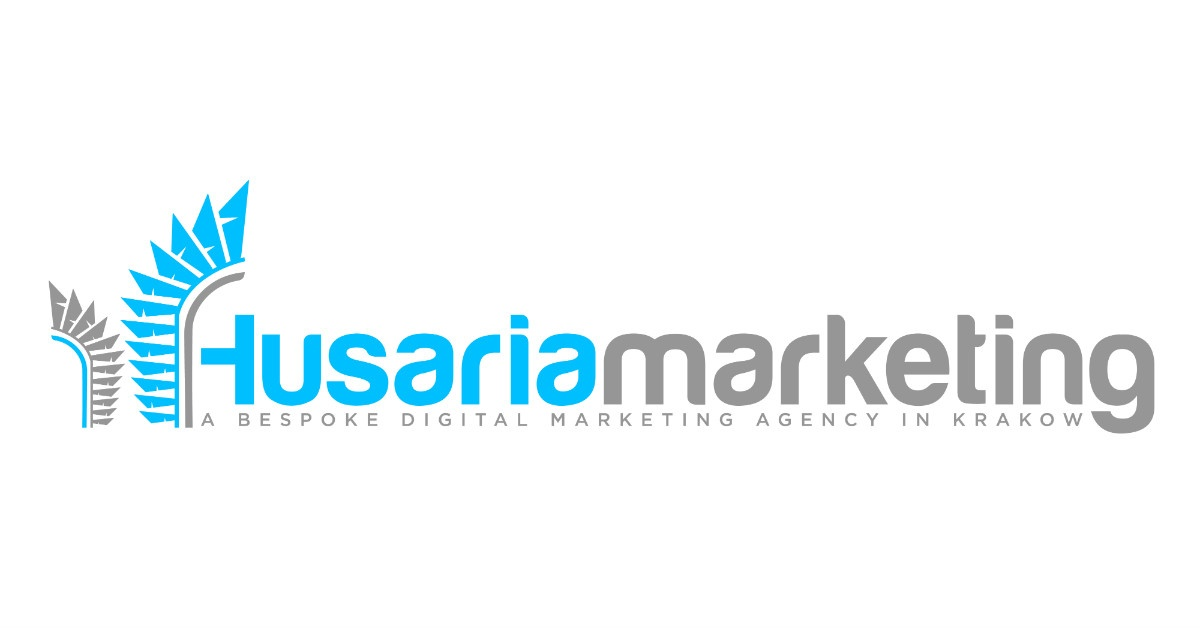 Husaria Marketing's New Logo and Branding with Video