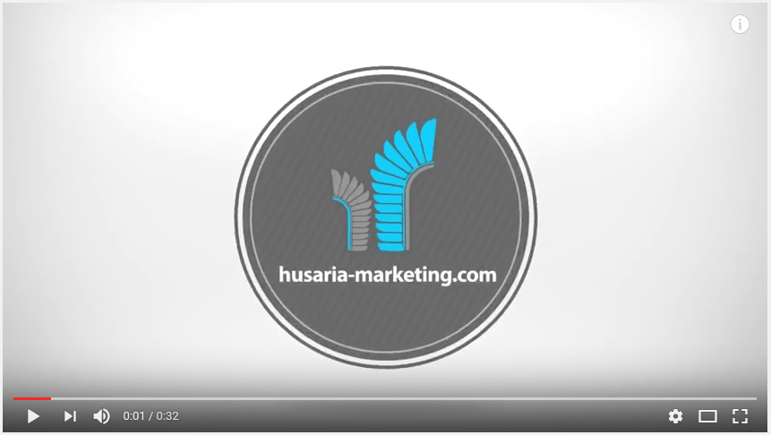 Husaria Marketing's New 30-Second Spot on YouTube