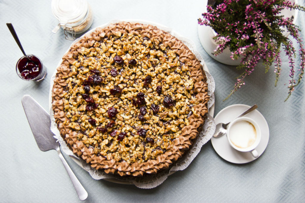 Fresh Baked Pies, Cakes and Deserts at MO-JA