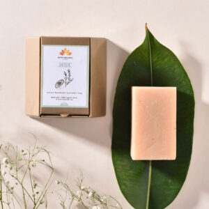 Ayurveda Inspired Herbal Vegan Daily Detox Soap