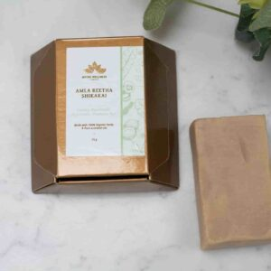 Amla Reetha Shikakai Soap Bar