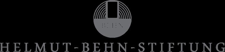 Logo der Helmut Behn Stiftung