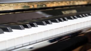 Bild eines Klaviers