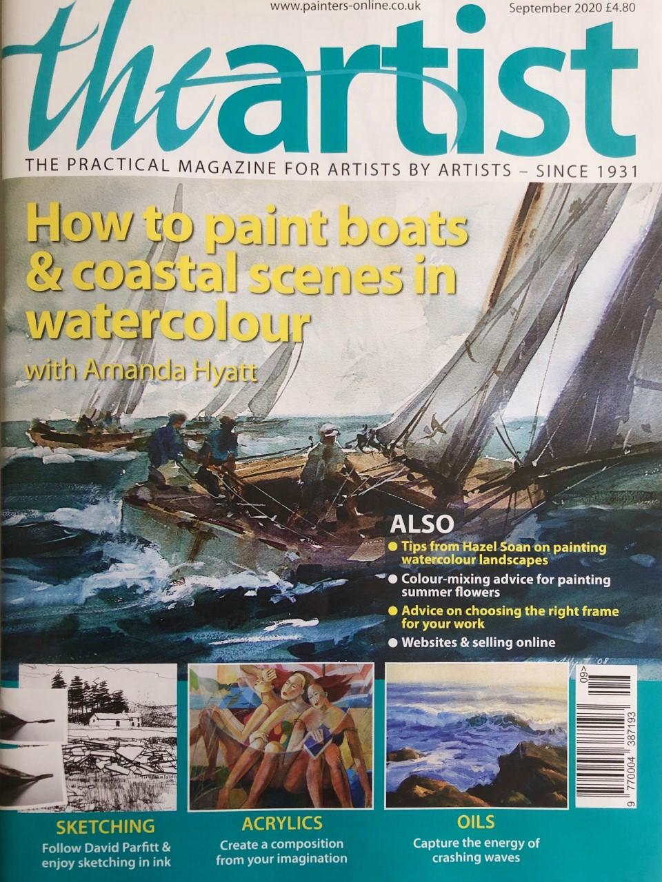The Artist magazine