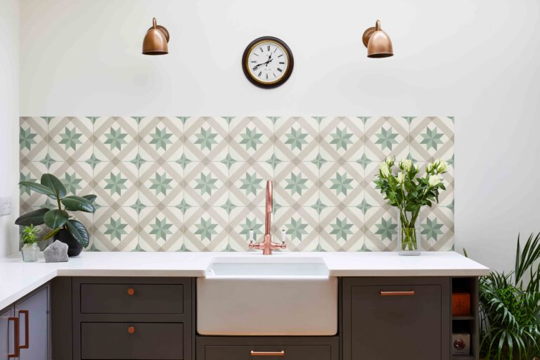 Kitchen Splashback Ideas from Sarah Edmonds Marketing