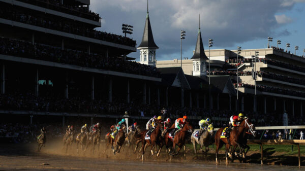 143rd Kentucky Derby