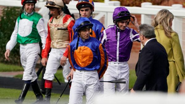 British jockeys