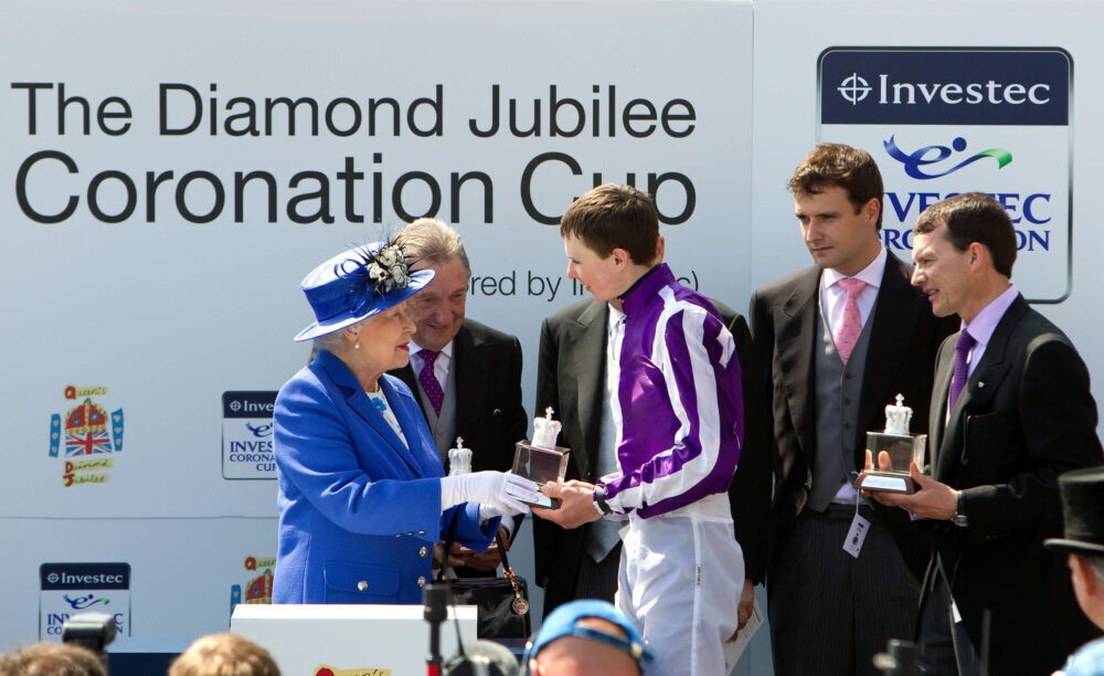 The G1 Coronation Cup has been slashed from £425,000 to £100,000 in 2020.