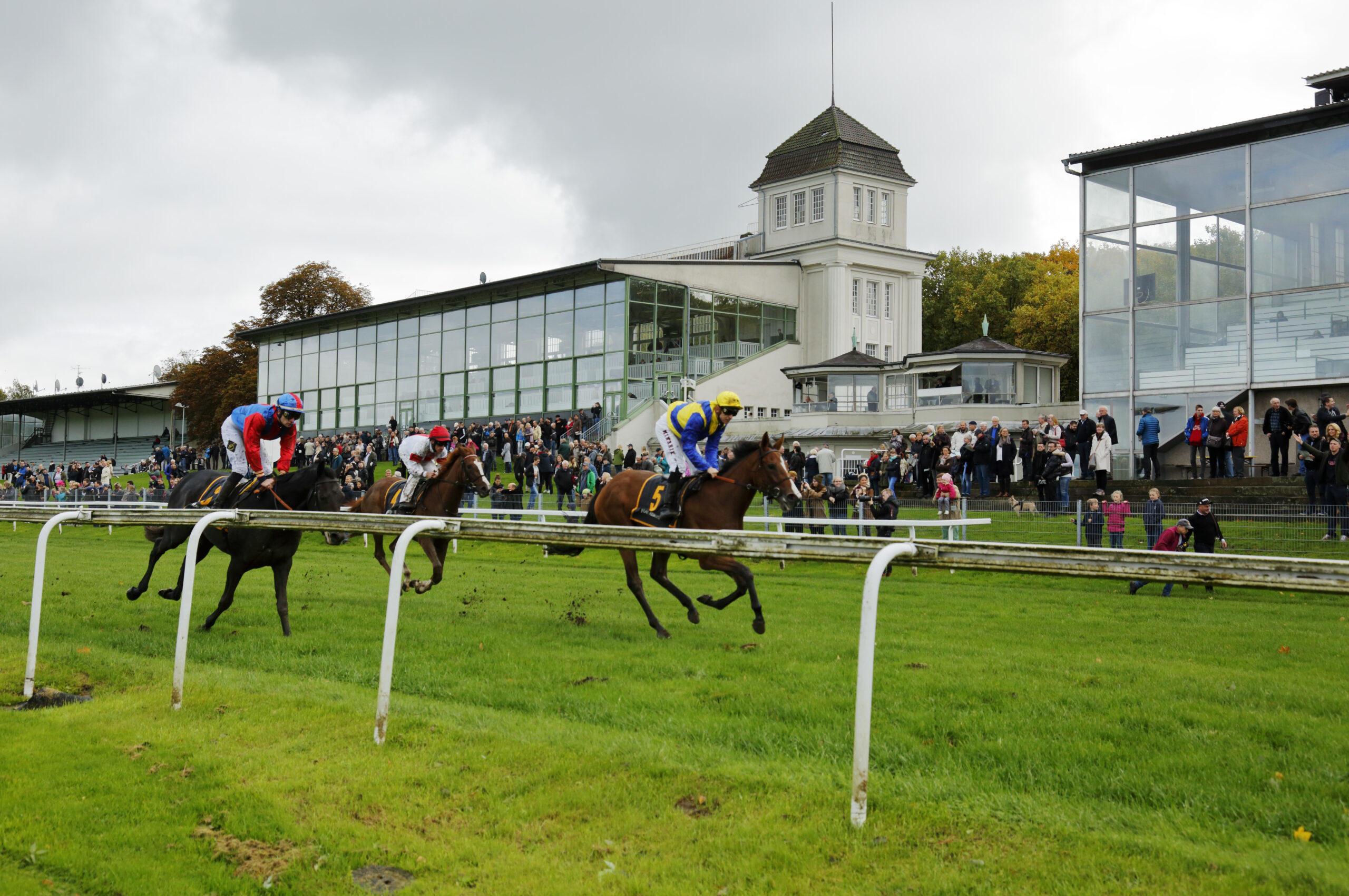 Dortmund racing track