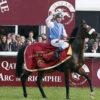 Prix de l'Arc de Triomphe winner Olivier Peslier