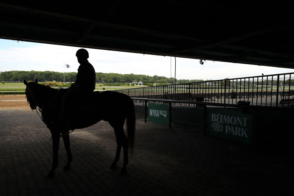 The Carter Handicap is the first G1 of the Belmont Park Racing Festival.