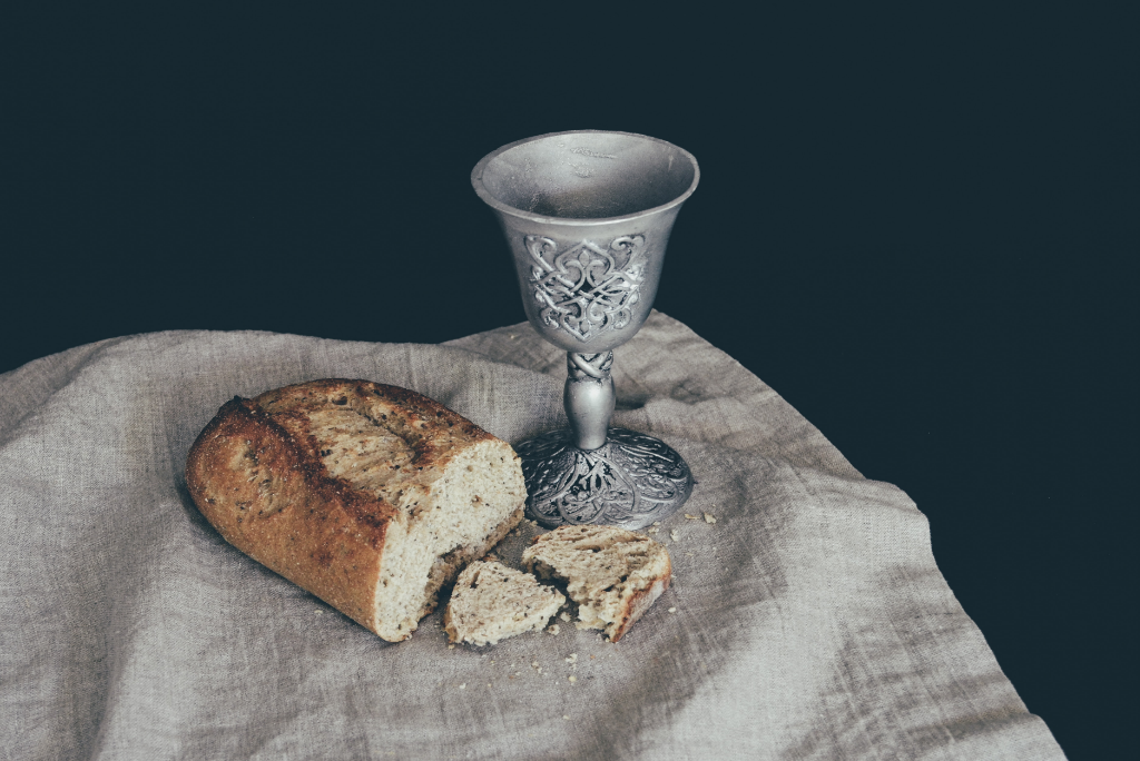31.01.2021 Воскресная проповедь, Тема: «Жизнь Нового Творения в служении Богу: Причастие»