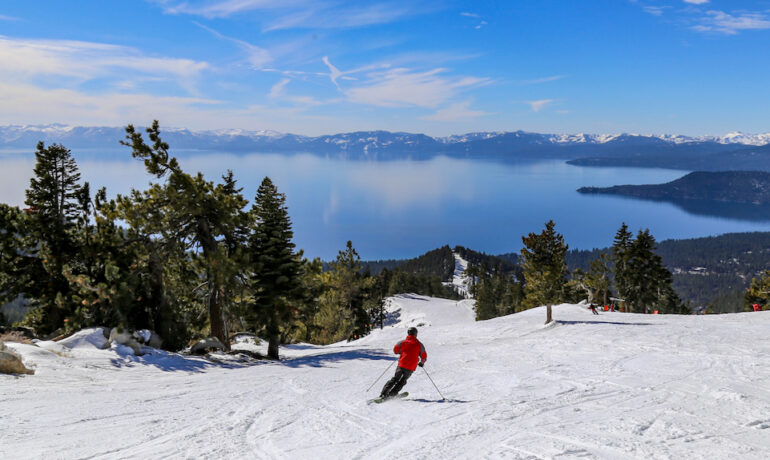 Top 5 Ski Resorts in California