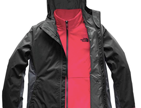 North Face Arrowood Triclimate Jacket