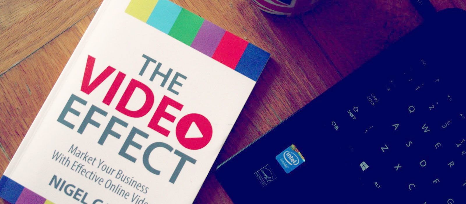 Nigel Camp the video effect market your brand business with effective online video