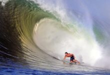 Destinasi Surfing Indonesia