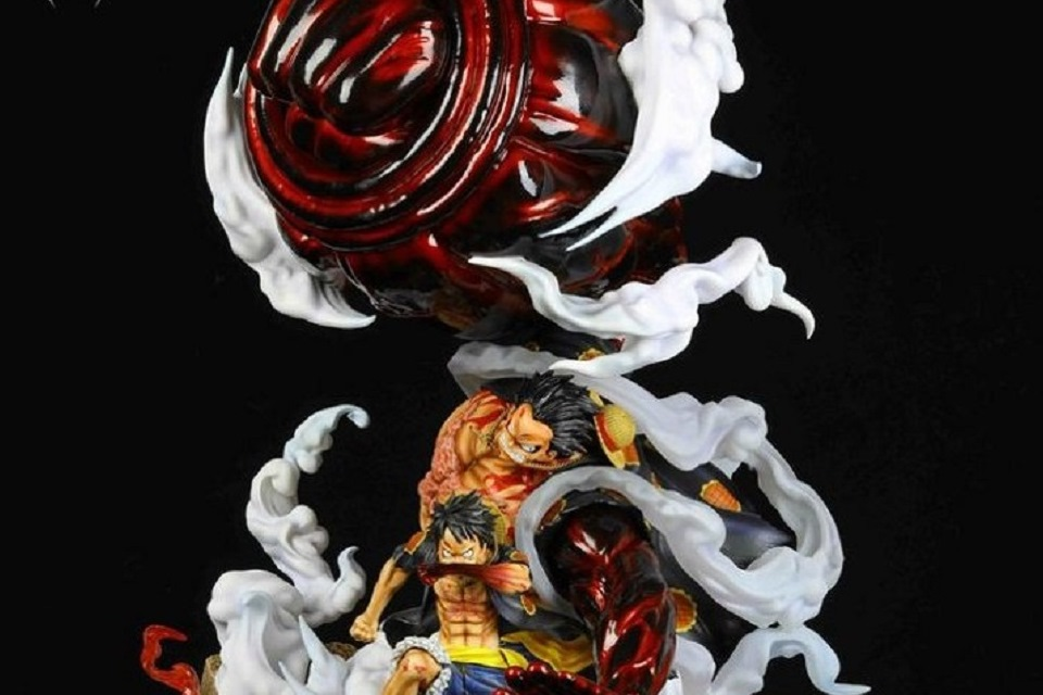 Action figure One Piece Monkey D. Luffy