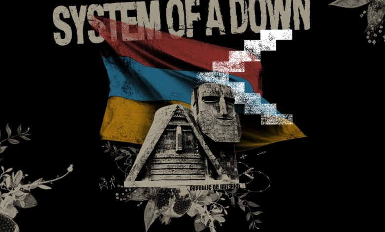 System-Of-A-Down-Donasi-Armenia-Hobring