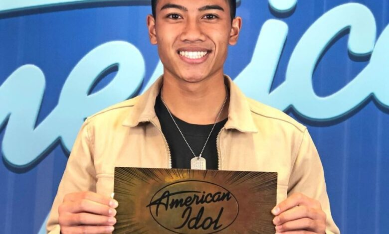 Dzaki Sukarno Raih Golden Ticket di American Idol 2021