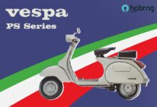 Vespa PS Series