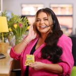 Scarlett Moffatt launches Go Ahead's National Snaccident Hotline to help the nation go easy on themselves