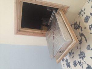 New Insulated loft hatch