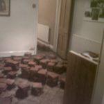 Quarry Tiles up