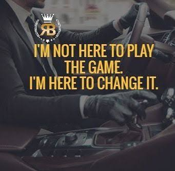 Be A Game Changer The World Is Already Full Of Players Motivation A Game Changer