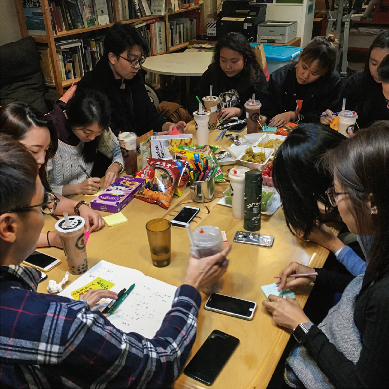 Community Profiling Study for the Service Development of HCYD and Planning of the Social Impact Assessment   Making on Loft 樂在製造社區設計及研習所