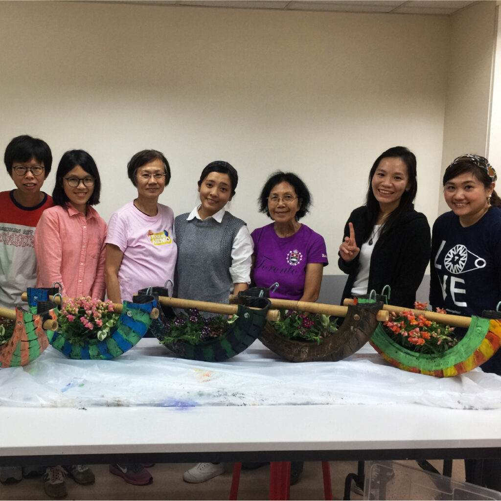 Open Space Study for To Kwa Wan   Making on Loft 樂在製造社區設計及研習所