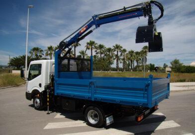 Orihuela contará con un camión pulpo
